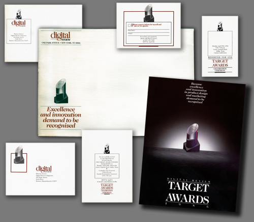 Digital Review, Target Awards Package