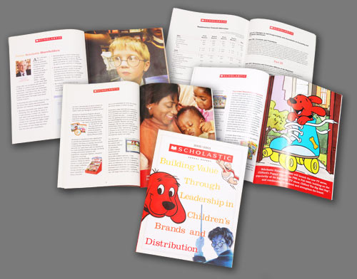 Scholastic Annual Report