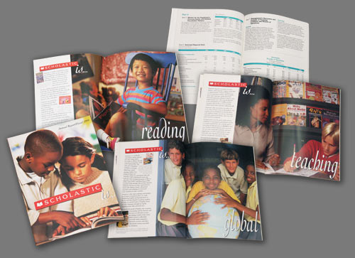 Scholastic Annual Report 1999