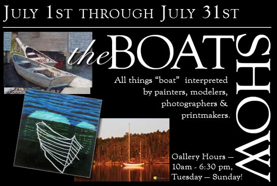 the Boat Show blurb